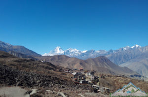 Lower Mustang tour package from Pokhara