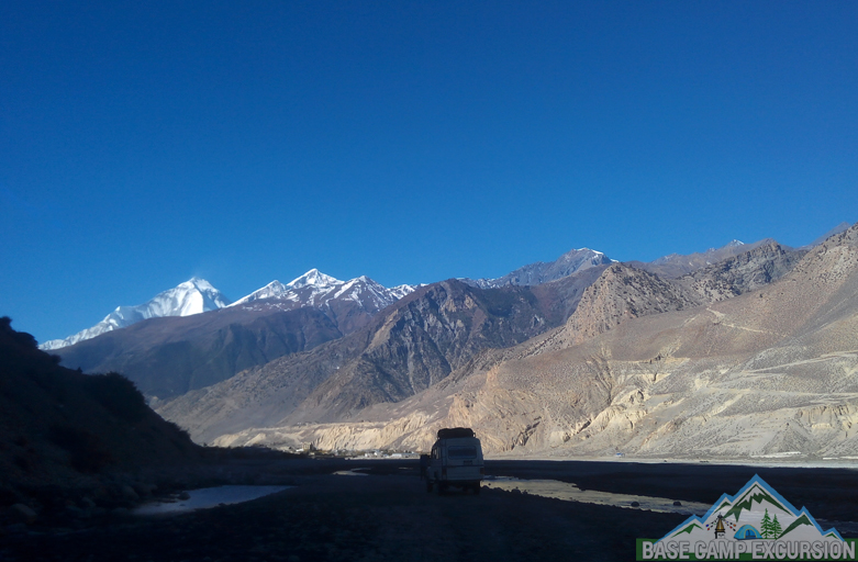 Pokhara to Muktinath Jeep tour package cost