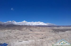 Pokhara to Upper Mustang tour package
