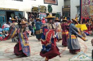 Upper Mustang Tiji festival tour package
