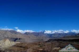 Upper Mustang tour in Nepal
