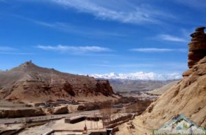 Upper Mustang tour package