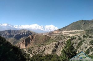 Lets check Upper Mustang tour package cost for Nepali by 4wd jeep