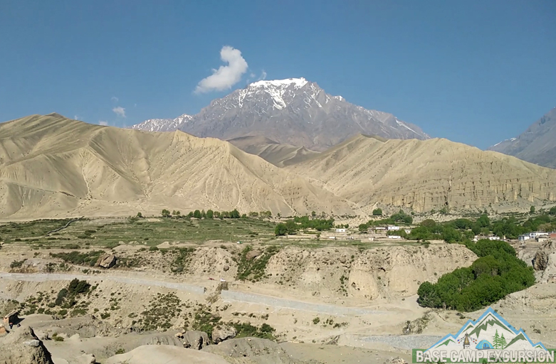 Upper Mustang tour package for Nepali