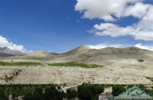 Upper mustang temperature on weather forecast