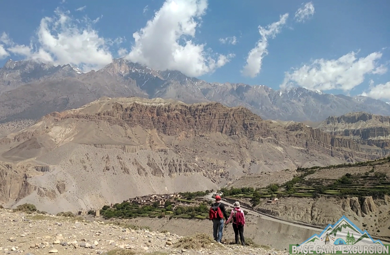 Upper mustang tour permit fee for all nationals