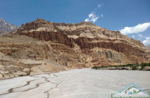 The best season to travel Upper Mustang kingdom of Lo