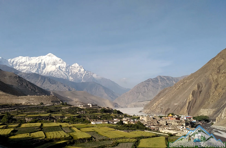 Group Joining upper mustang tour fixed departures