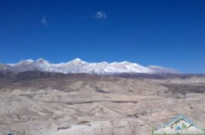 About upper mustang trek