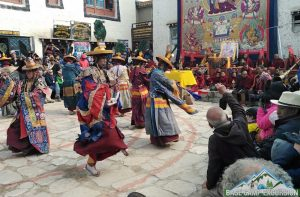 History of Tiji Festival in Lo manthang