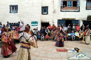 Tiji festival at Lo-Manthang