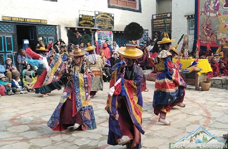 Videos of Upper Mustang Tiji festival tour Lo-Manthang Nepal